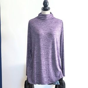 NWT Land's End heathered tunic
